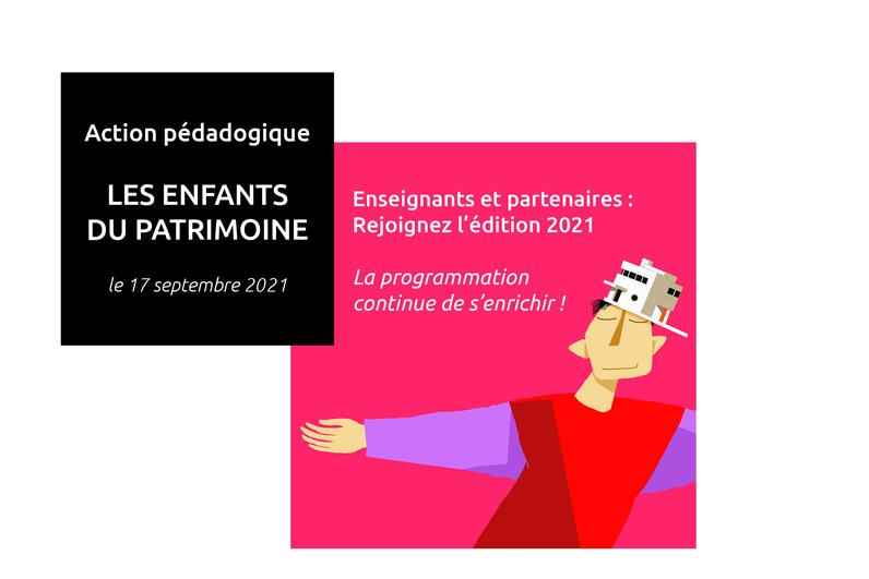 une action pédagogique des CAUE d'Île-de-France