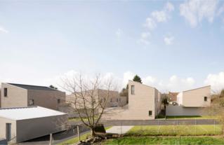 Découvrez l'analyse d'opération de l'Observatoire de la qualité architecturale du logement en Île-de-France, portant sur 20 logements intermédiaires H&E